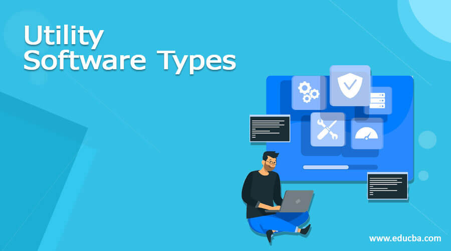Utility Software Types