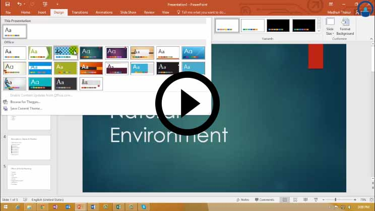 microsoft powerpoint training courses ms powerpoint 2016