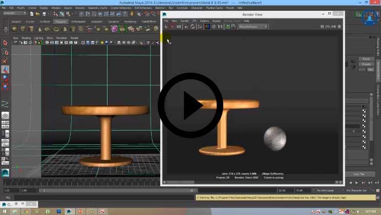 Comprehensive 3D Design Training Course