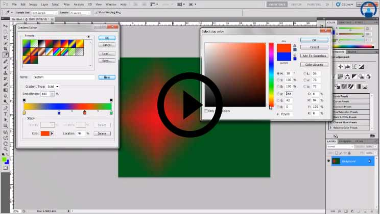 Photoshop:08 - Photoshop for Web Designer- Graphic Designers