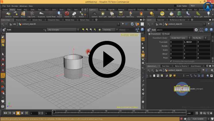 Houdini Training | Houdini Software and Visual Effects