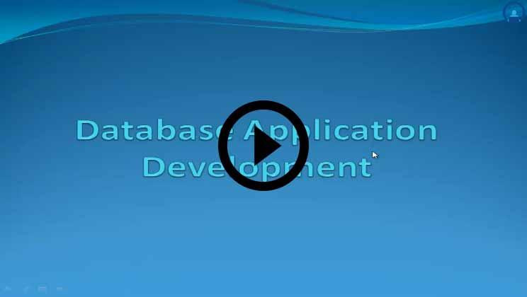 Database Application Development Training