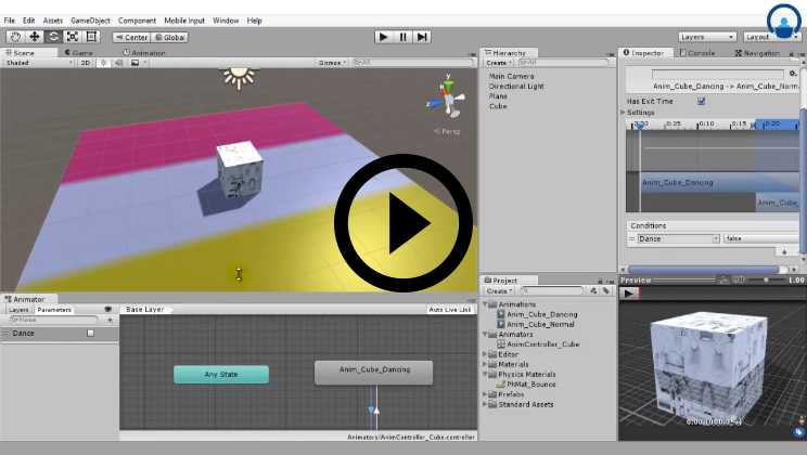 UNITY - Introduction to Unity Game Development