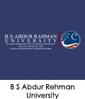 B S Abdur Rehman University