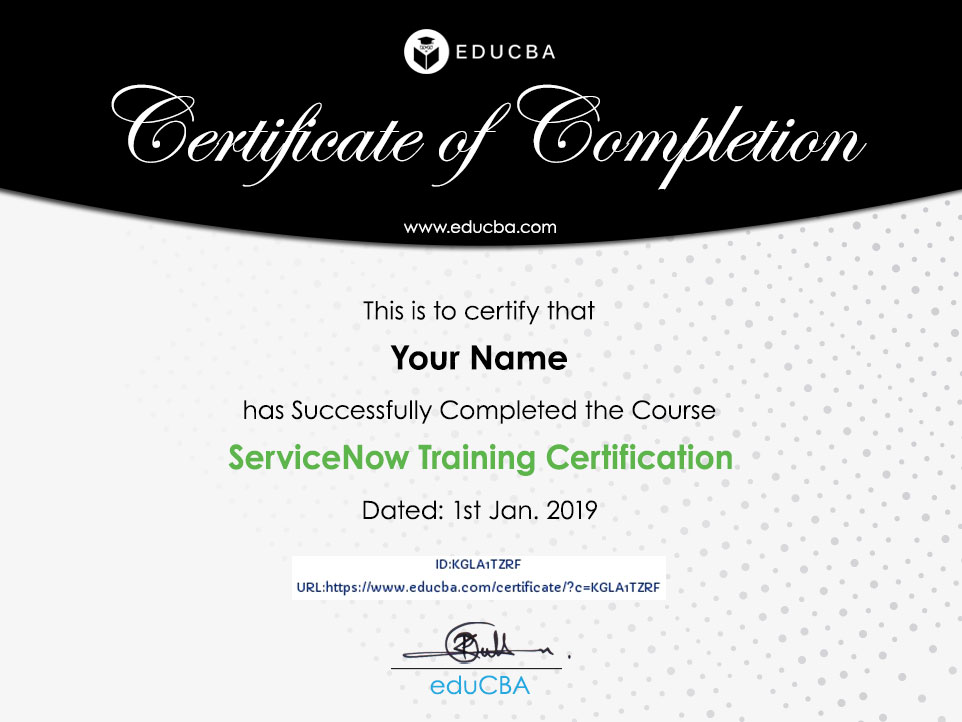ServiceNow Training Certification (25+ hours of Video, Online