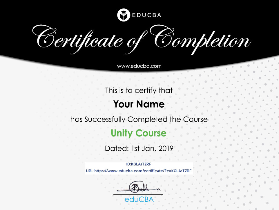Unity Course