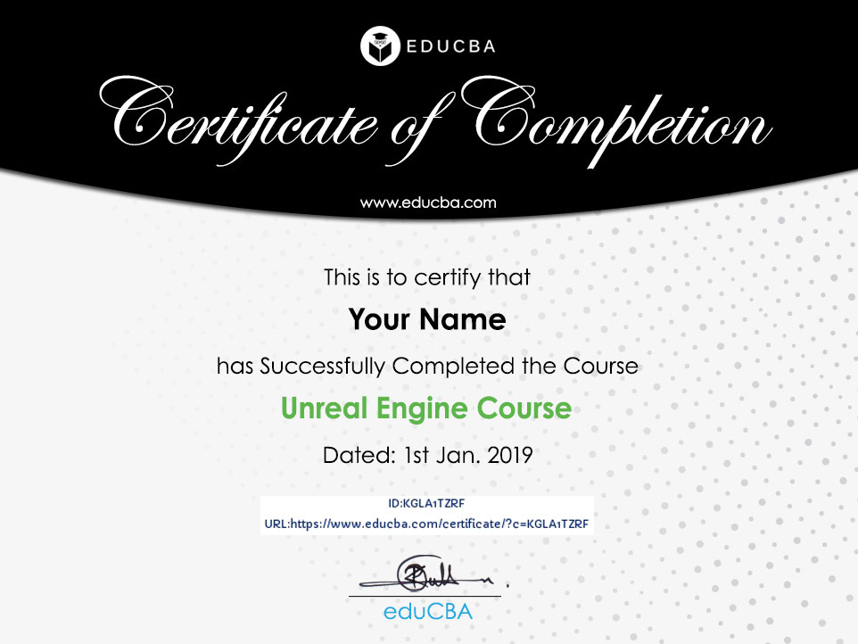 Unreal Engine Course